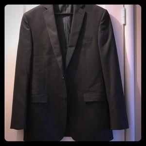 Calvin Klein Gray Men's Suit